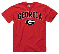 Georgia Bulldogs TShirts